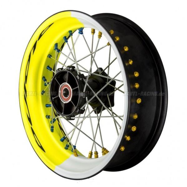 "Alpina Supermoto Wheels ""B-Color-Pack"""