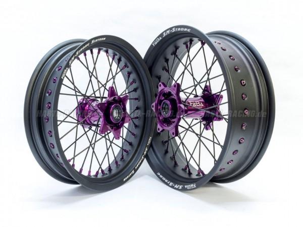 FaBa Supermoto Wheels