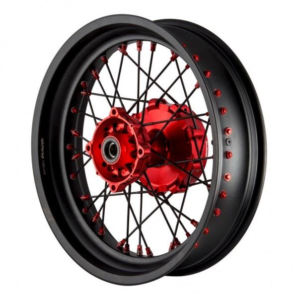 "Alpina Wheels Ducati Monster 696 ""Ride Pack"""