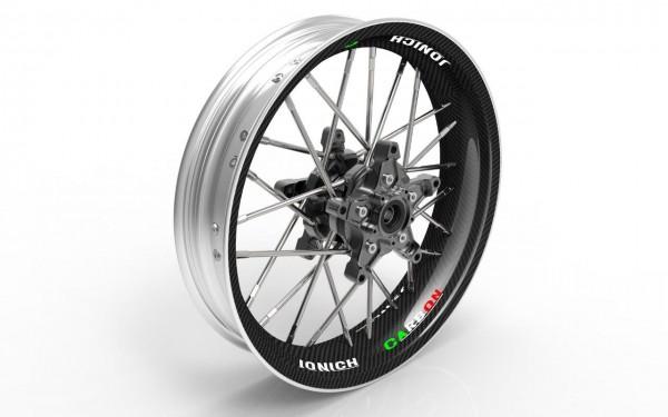 JoNich Wheels Carbon - Ducati Multistrada 950 / 1260 Enduro