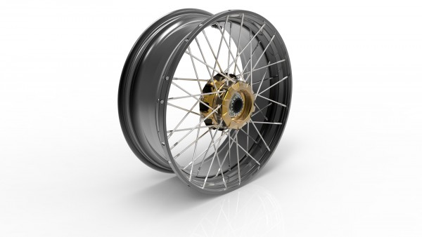 Jonich Speichenräder - Honda CB 1000 R
