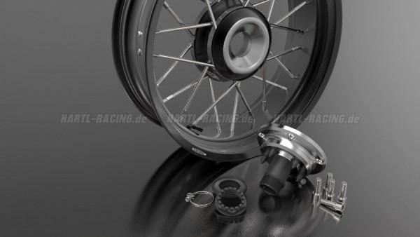 Jonich Speichenräder - BMW R 1200 R (bis 2014)