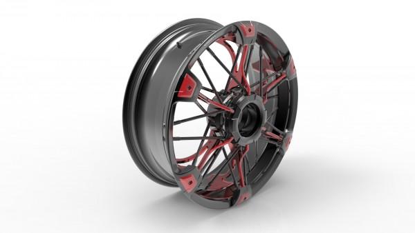 Jonich Spider Wheels - Ducati Monster