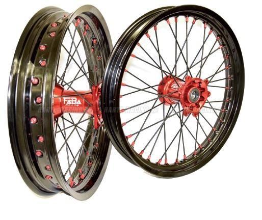 FaBa Flattrack Räder - Yamaha YZF
