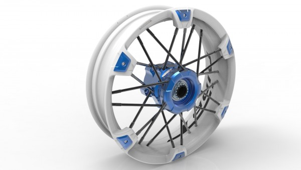 Jonich SX Wheels - BMW R1200R (06-12)